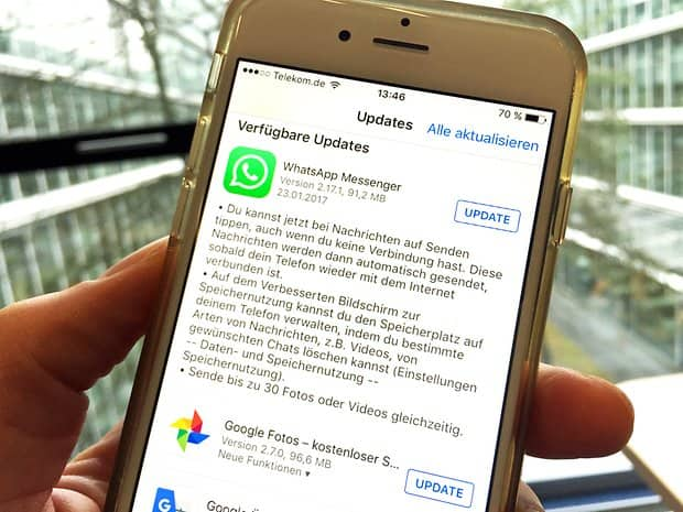 Live-Tracking bei Whatsapp: Neues Feature kann Smartphones orten