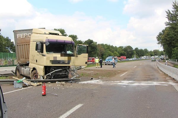 Unfall Wesseling